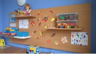 Dětský pokoj na chirurgii